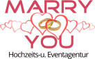 MARRY YOU – Hochzeits & Eventagentur